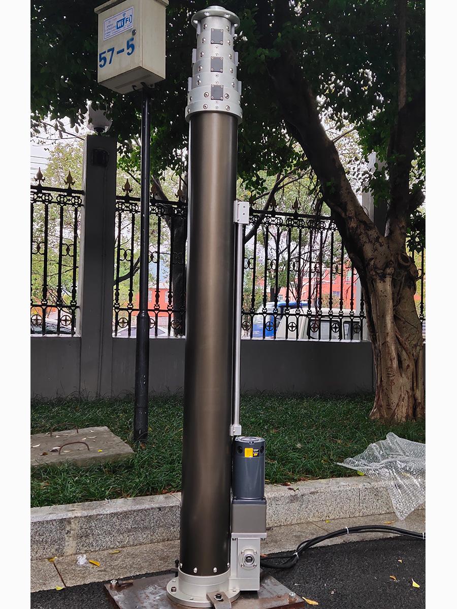 SPM * 8-100 Präzision elektrische Hubmasten