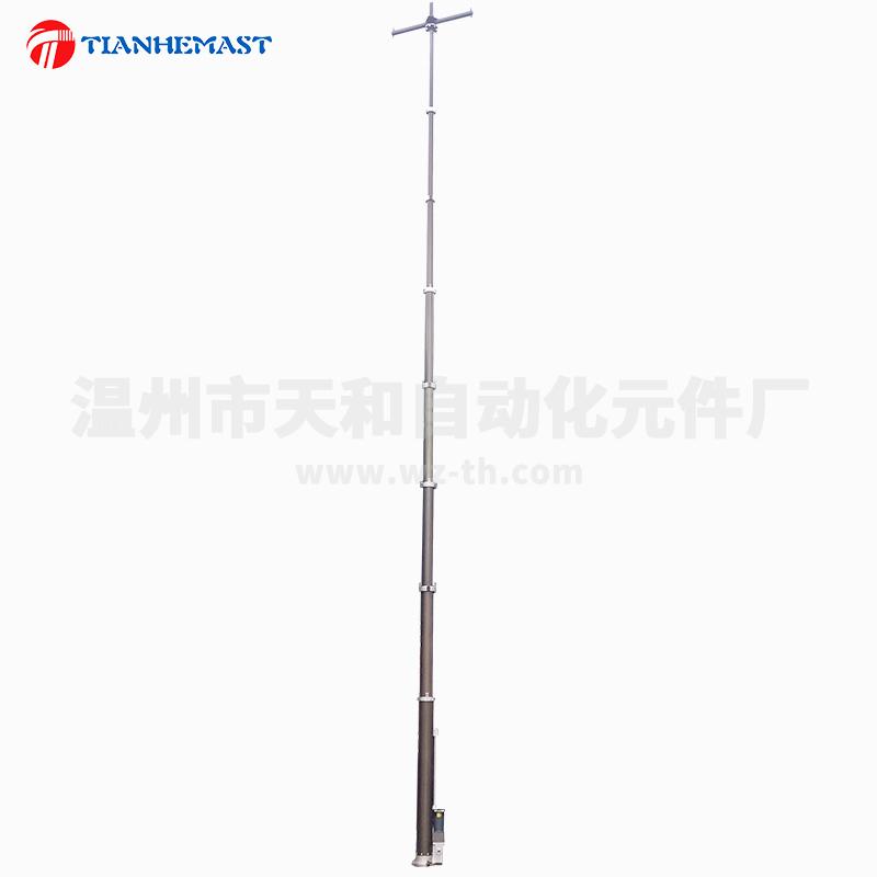 SPM*8-100高精度电动升降桅杆