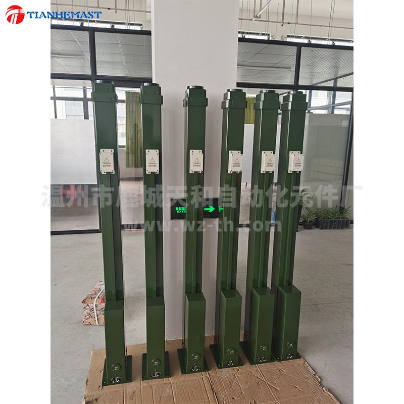 MEE-3-40 elektrischer Hubmast